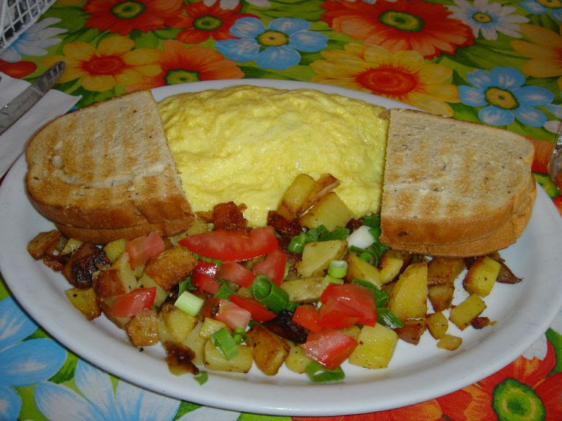 SMUTS Omelet