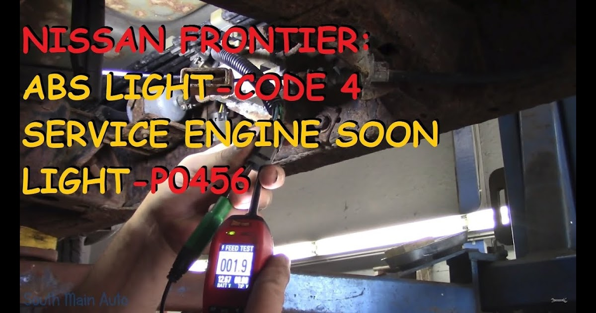 Abs Light On And Brakes Pulse