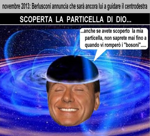 satira,berlusconi,bossi,pd,replay immagini post,
