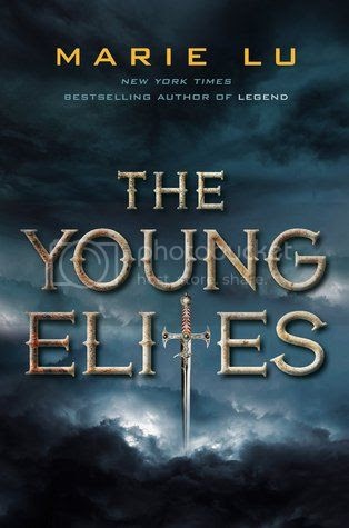 The Book Rest - Review for The Young Elites by Marie Lu