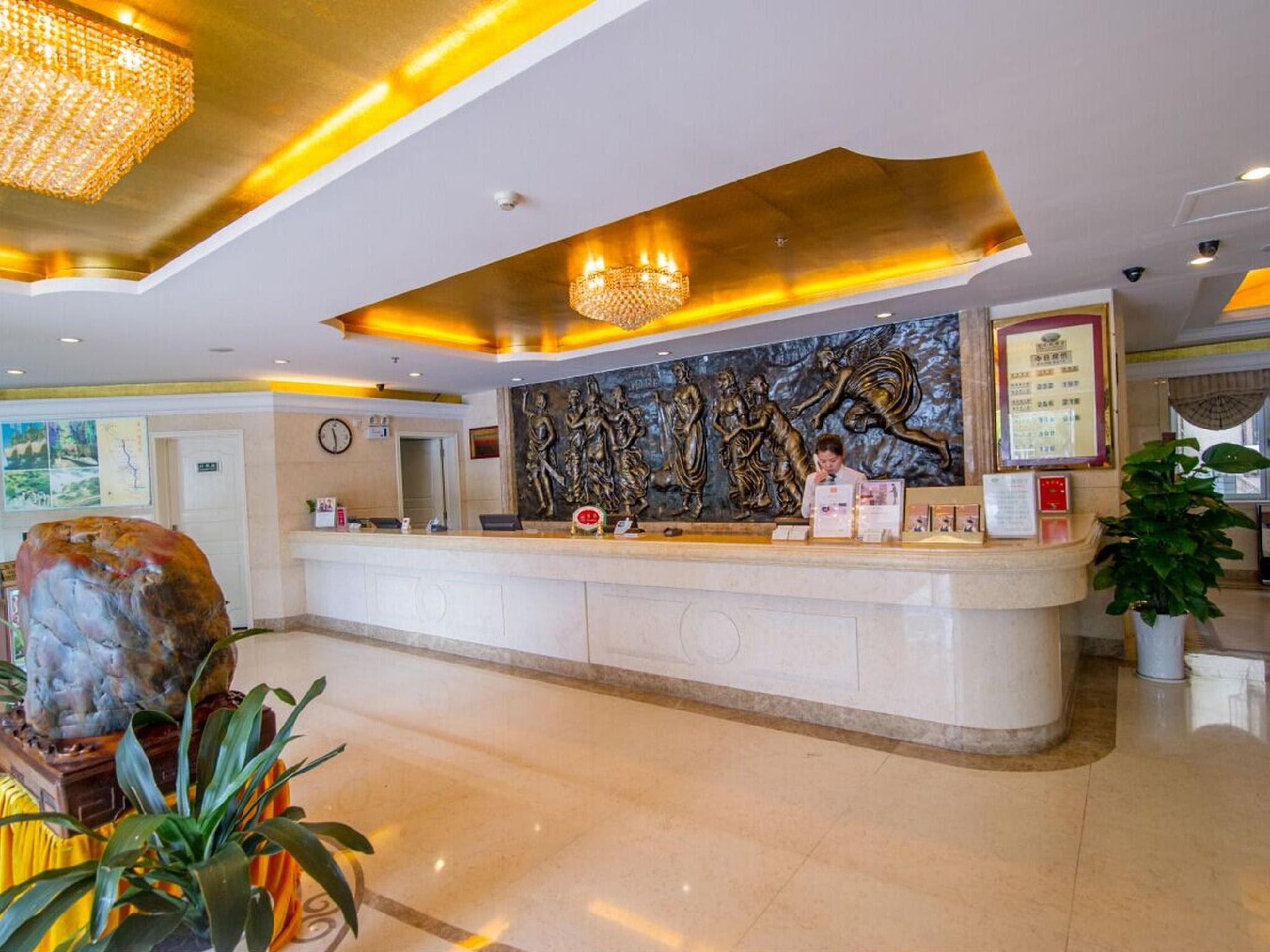 Price Vienna Hotel Guilin Shanghai Road Branch