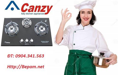 Bếp ga Canzy và đôi điều về sản phẩm