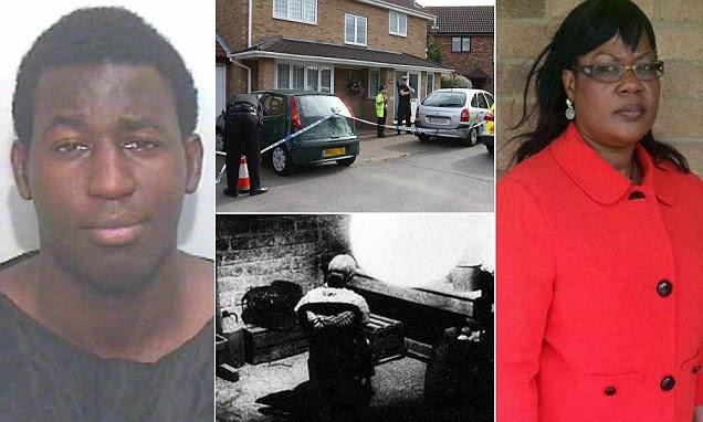 Emmanuel Kalejaiye was found guilty of manslaughter after stabbing his mother to death