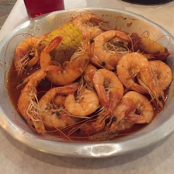 Cajun Shrimp @ Pier 2934
