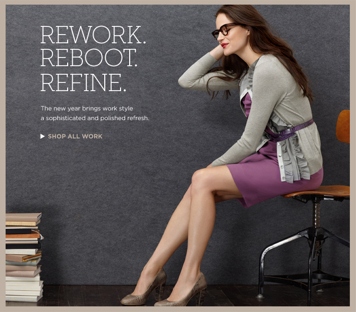 Banana Republic Work Styles