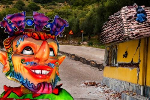 καρναβάλι στην Κεφαλονιά
