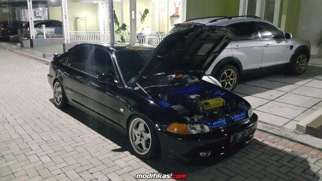 6700 Modifikasi Mobil Honda Civic Genio Gratis