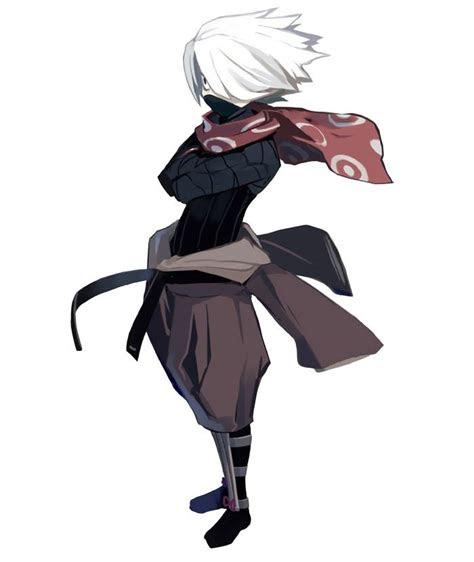ninja characters art disgaea   promise
