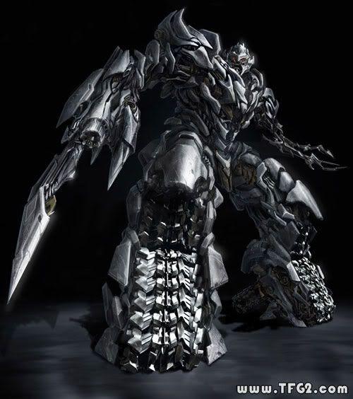 Megatron concept artwork.