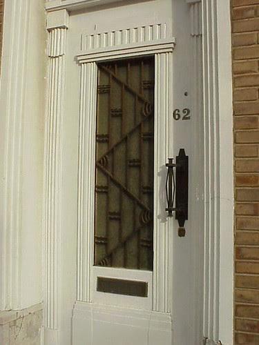 Door, Apartments, Calais