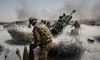 US army in Kandahar, Afghanistan