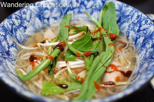 Pho Ga (Vietnamese Chicken Noodle Soup) 12