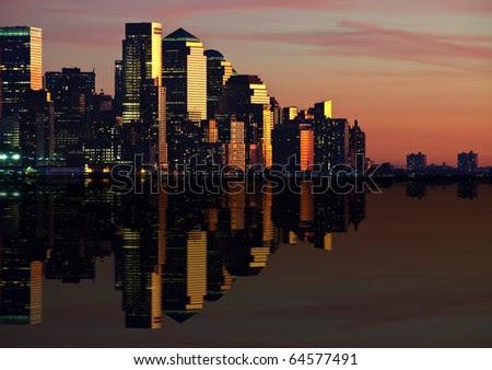 new york city skyline at night wallpaper. New+york+skyline+at+night+