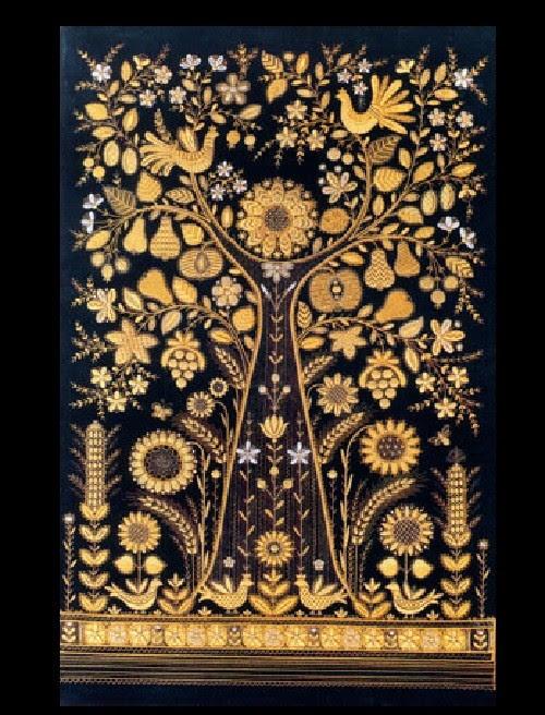 tapis d'or