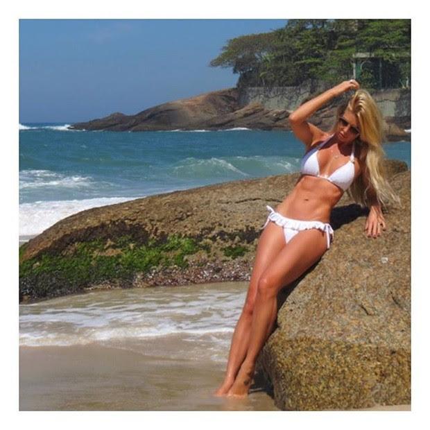 Caroline Bittencourt (Foto: Reprodução/Instagram)