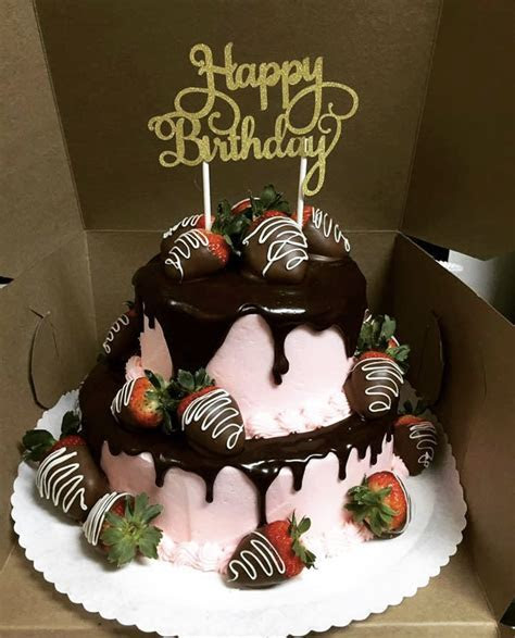 Birthday Cakes for Females ? Carries Cakes & Confections