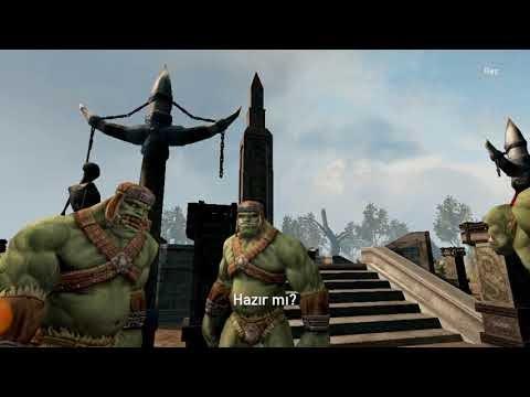 Lineage 2 Revolution // İnsan Savaşçı // Yeni Karakter