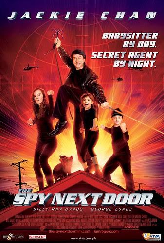 the spy next door final poster