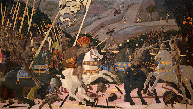 File:San Romano Battle (Paolo Uccello, London) 01.jpg