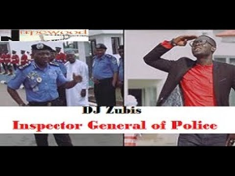 Music:Dj zubis _ Inspector General of Police (IGP)
