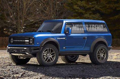 ford bronco review release date price design