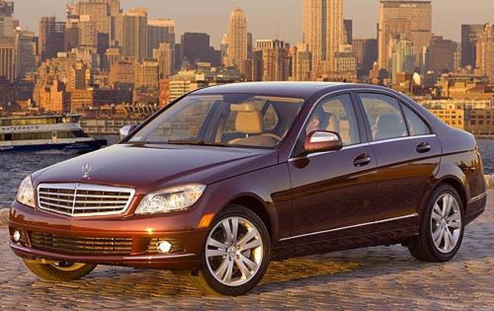 2008 Mercedes-Benz C-Class - Information and photos ...