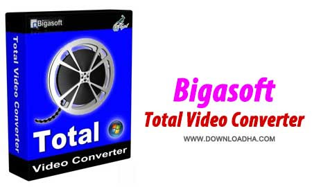 Easy conversion of video formats Bigasoft Total Video Converter 4.2.1.5186 Bigasoft Total Video Converter 4.2.1.5186