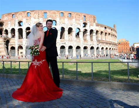 A detailed review of a splendid Rome wedding   2008