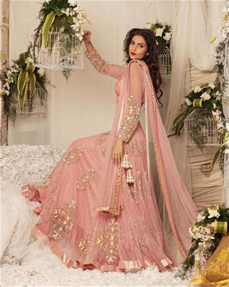 Indian Wedding Dresses   22 Latest Dresses To Look Like A