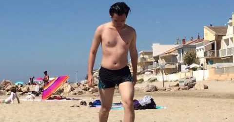 Tắm biển ở Pháp có đã như ở VN?