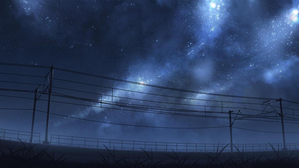 Starry Night Starfield