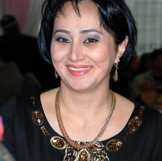 Woman from Samarkand