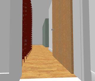 3D MBR Entrance