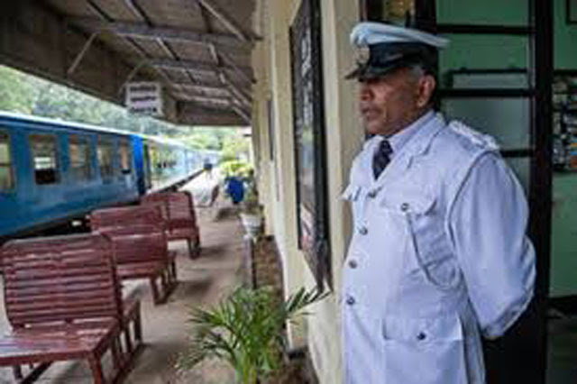 Retired railway workers requested to report for work