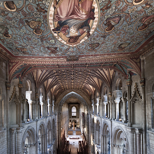 Peterborough Cathedral by fotofacade