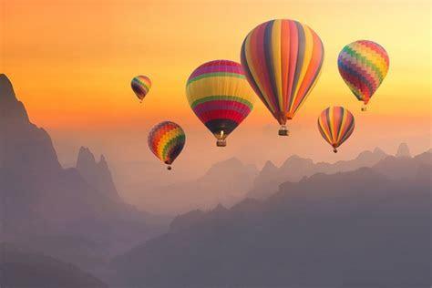 Hot Air Balloon Flight for Two   Hot Air Ballooning Gauteng