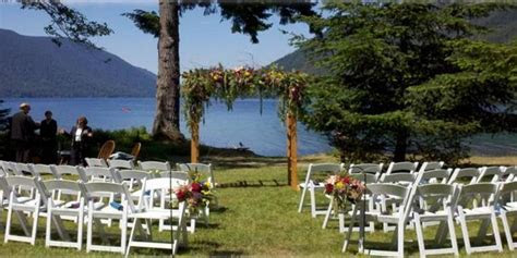 Lake Crescent Lodge Weddings   Get Prices for Wedding