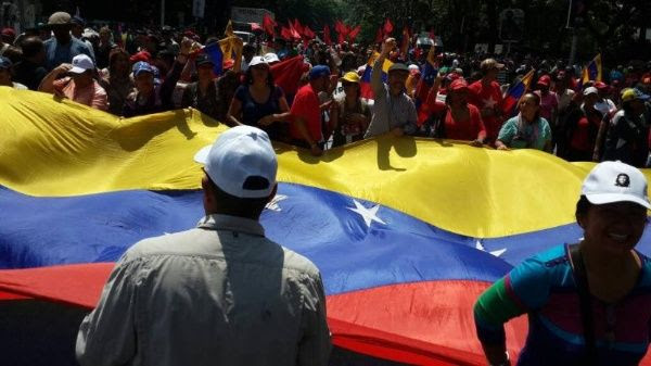 China y Rusia apuestan por la paz en Venezuela y el respeto a su soberanía.
