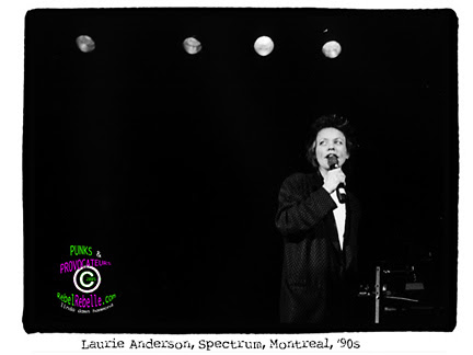 LAURIE ANDERSON 1993