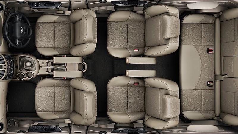 Mahindra Xylo Car Interior