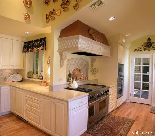 Cozinhas de canto
