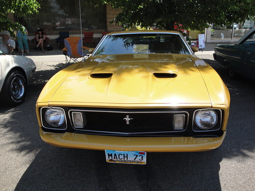 73 Ford Mustang Mach I