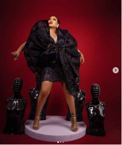 Fashion Icon poses in new trends as she releases stylish photos to celebrate her 39th birthday