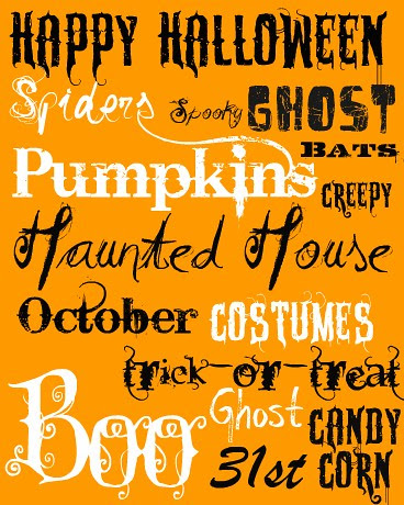 Simply Crafty Halloween Printable by Simply Crafty