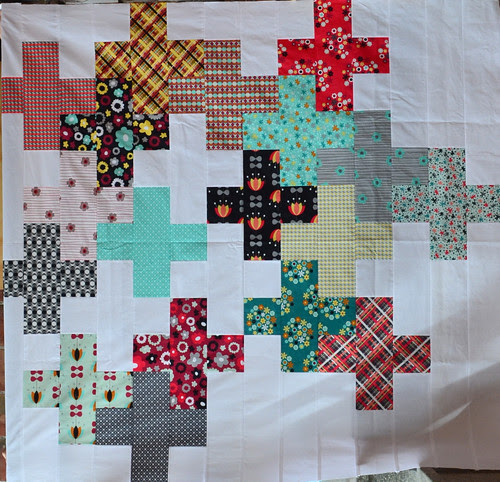 Giant Plus top by shecanquilt