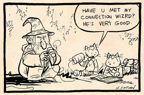 Laugh-Out-Loud Cats #1706 by Ape Lad