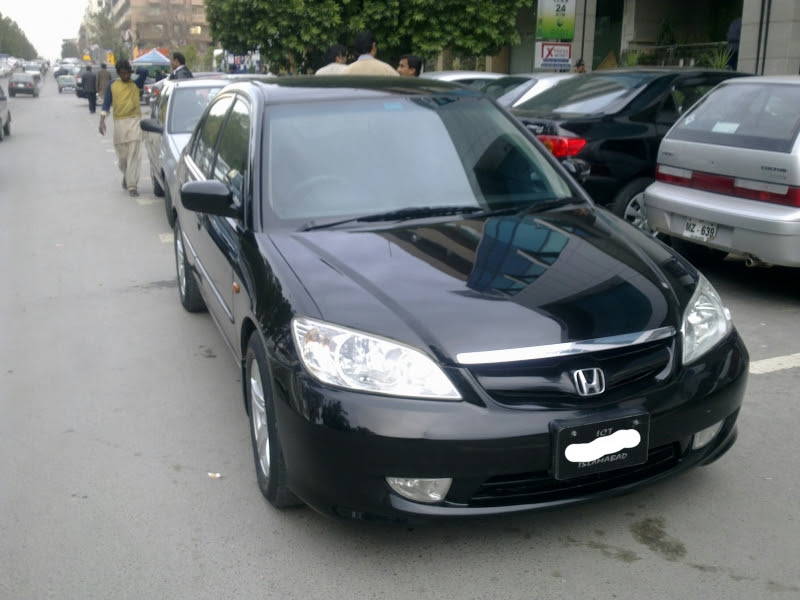 2005 Honda Civic Vti For Sale In Islamabad Rawalpindi