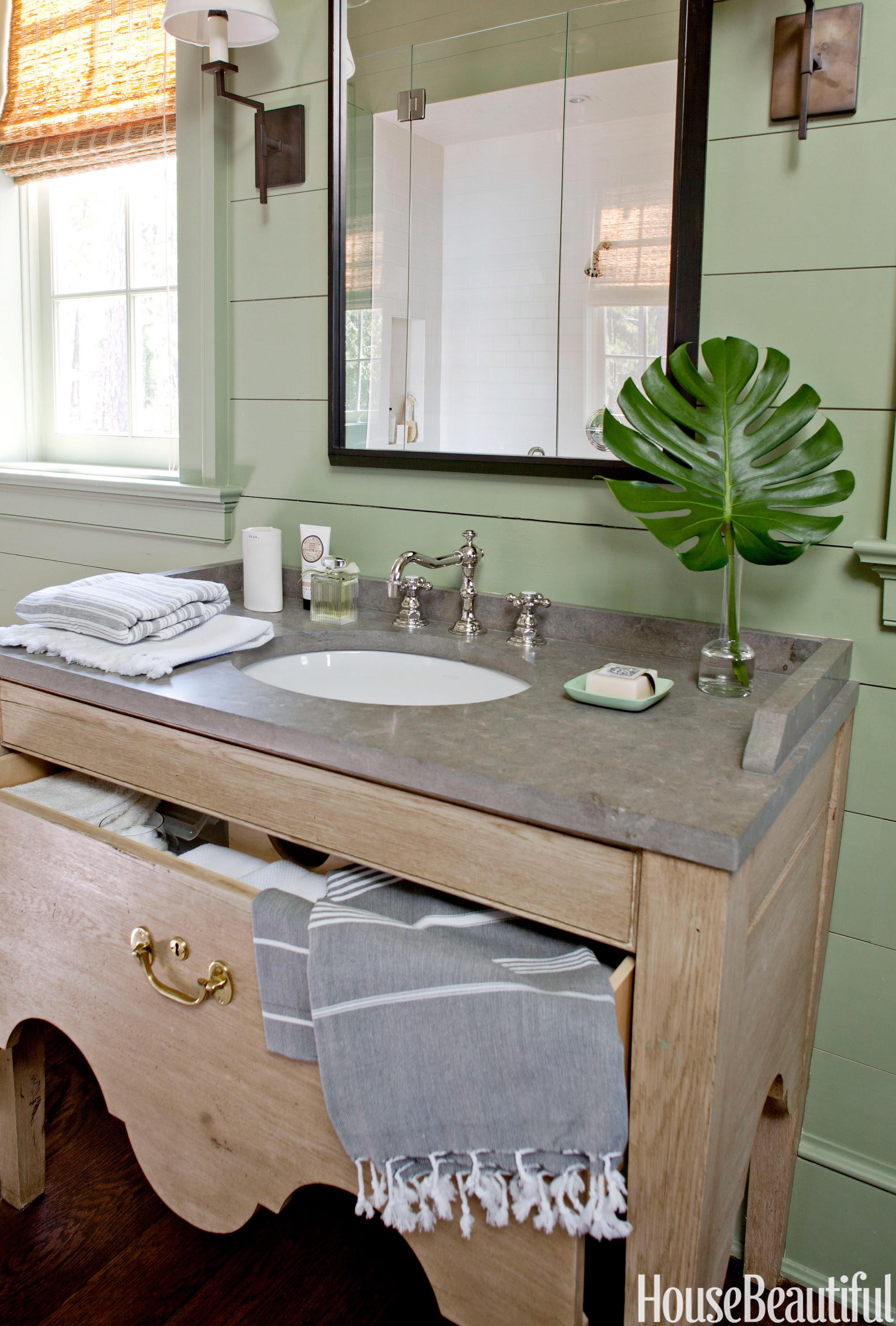 25 Small Bathroom Design Ideas - Small Bathroom Solutions