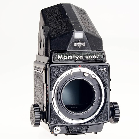 Medium Format Film Camera For Sale