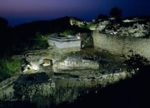 Troya, Turki